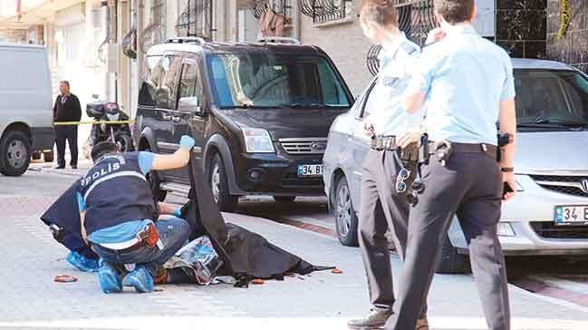 Sokak ortasındaçifte namus cinayeti