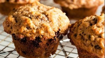 Kalorisi düşük muffine ne dersiniz?