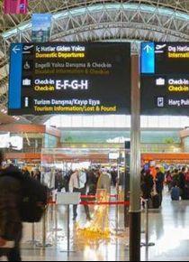 Havalimanında devrim gibi uygulama!