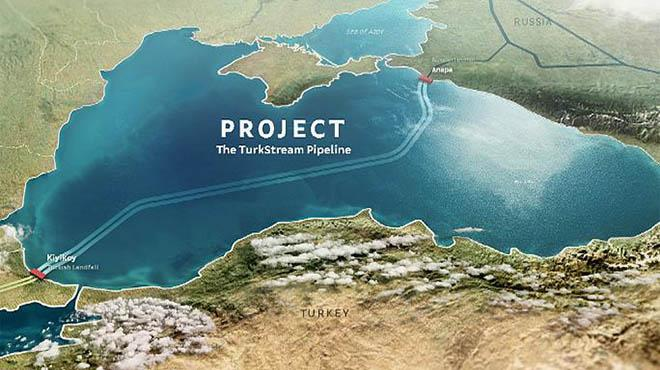 Gazprom: Türk Akımı projesinin maliyetini 6 milyar dolar tutmasını bekliyoruz
