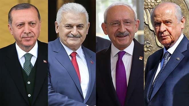 Cumhurbaşkanı Erdoğan bayramda İstanbul'da olacak