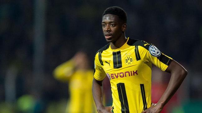 Barcelona Ousmane Dembele'yi kadrosuna katıyor