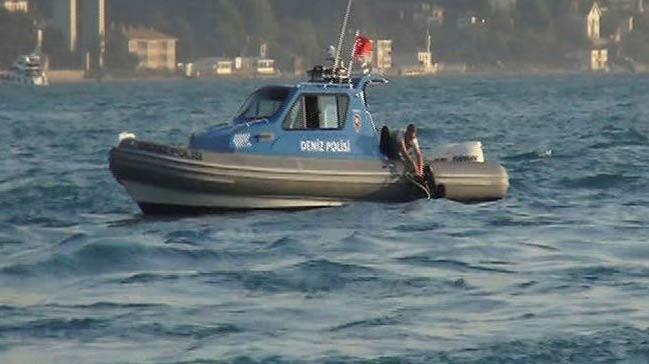 Üsküdar'da denizde kaybolan çocuğun cesedine ulaşıldı
