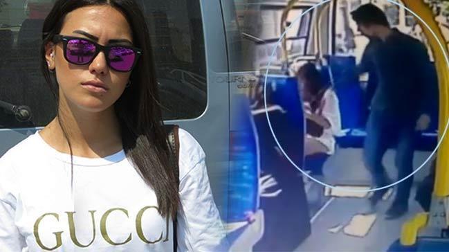 Minibüste saldırıya uğrayan Asena Melisa Sağlam ifadeye çağrıldı