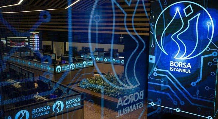 Borsa İstanbul'da BIST 100 endeksi, 682,02 puan  artışla 100.072,15 puandan kapandı