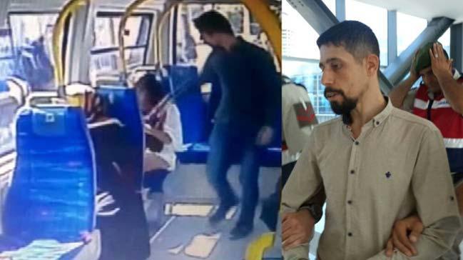 Şortlu kızı darp eden saldırgan Ercan Kızılateş tutuklandı