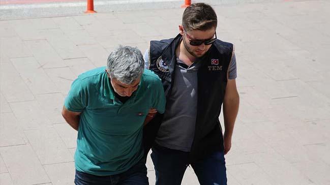 Edirne'de PKK üyesi olduğu iddia edilen kişi yakalandı