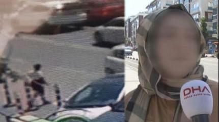 İstanbul'da direksiyon başındaki anneyi kızıyla tehdit edip soydular