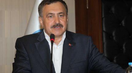 Orman ve Su İşleri Bakanı Veysel Eroğlu:  Ülkemizde gözü olan bazı devletler var