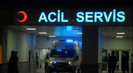 Manisa'da trafik kazası: 1 ölü 4 yaralı