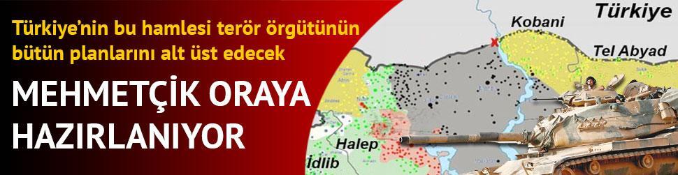 İdlib'de güvenliği Türk askeri sağlayacak