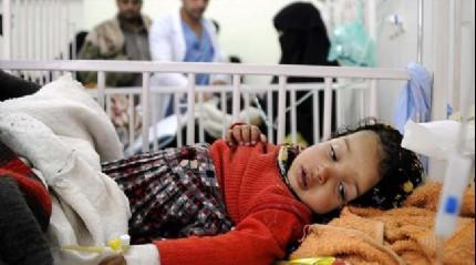 Yemen'deki kolera salgınında bin 310 kişi öldü