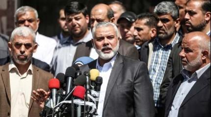 Hamas'tan Suudi Arabistan veliahtı Selman'a tebrik mesajı