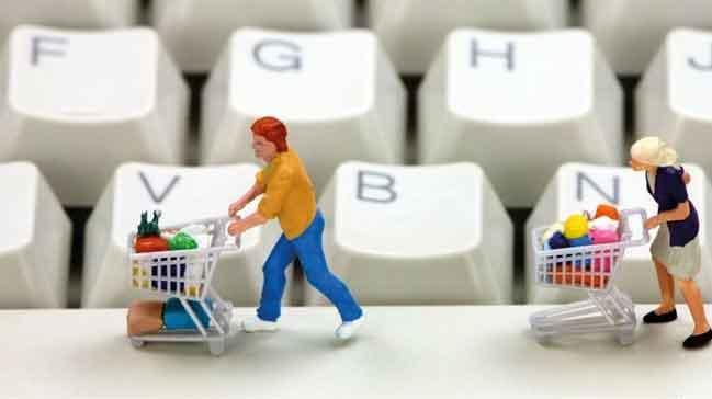 Yabancı e- ticaret sitelerine vergi yüz milyonlarca TL gelir yaratır
