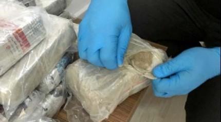 Gürbulak Sınır Kapısı'nda 103 kilo eroin ele geçirildi