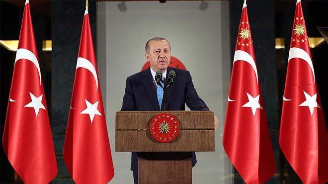 Erdoğan'dan Kara Kuvvetleri Komutanlığı mesajı: Mücadelemizin temel gücü