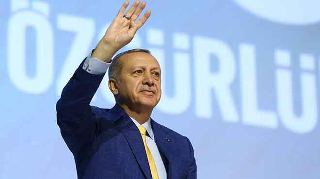 Cumhurbaşkanı Erdoğan: Terörle mücadelenin bel kemiğisiniz
