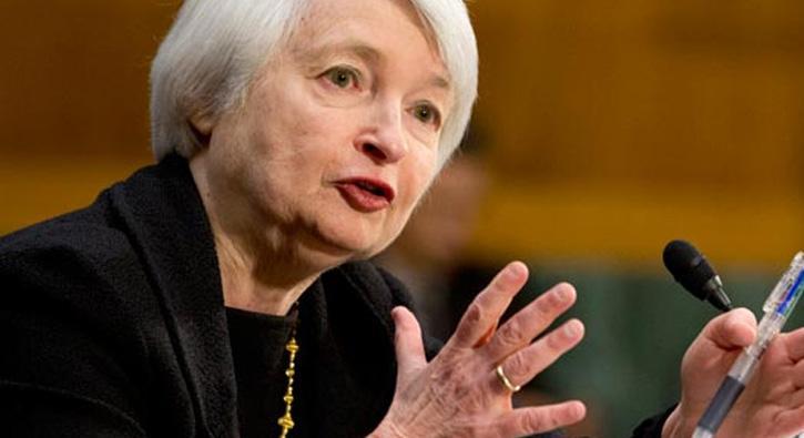 Fed Başkanı bankaların çok daha güçlü olduğunu ve yeni bir finansal kriz beklemediğini belirtti