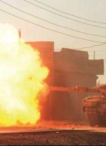 Afrin'e son rötuşlar