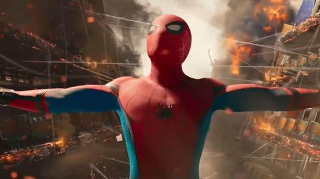 Örümcek-Adam: Eve Dönüş izleyicisiyle buluşuyor