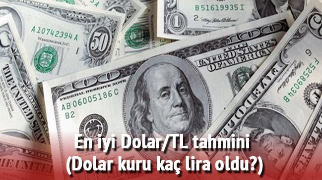 En Iyi Dolar Tl Tahmini Kuru Kaç