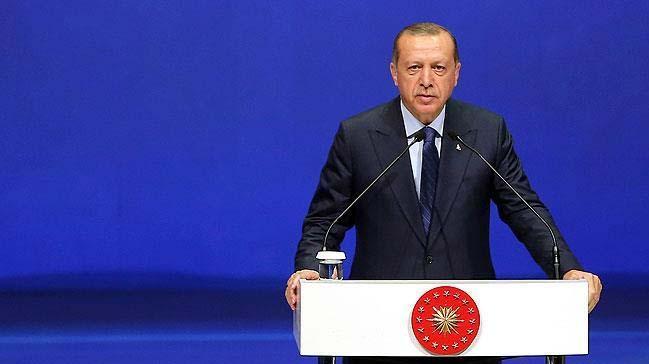 Erdoğan: Doğu Akdeniz'de Rumlar nedeniyle fırsat kaçırıldı