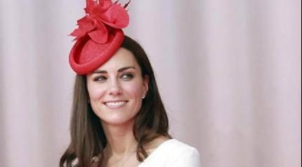 İşte Kate Middleton'ın parlak ve temiz cildinin sırrı