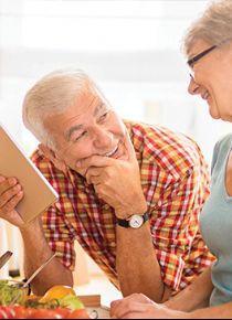 Alzheimer'dan korunmak için sağlıklı beslenelim