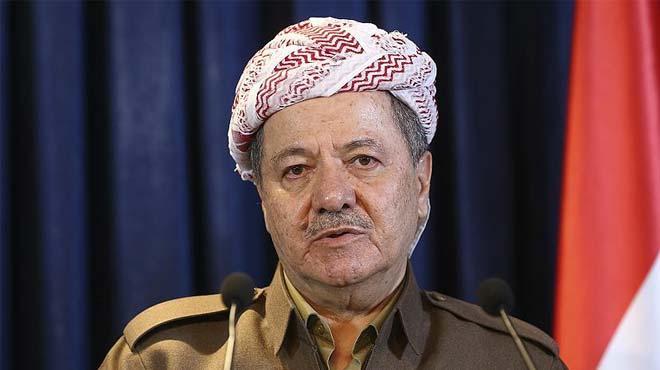 ABD'den Barzani'ye 'referandum' uyarısı