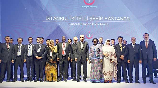 Cumhurbaşkanı Erdoğan: Bizi tehdit etmekendine çeki düzen ver