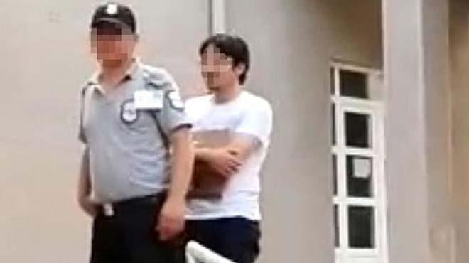'Hero' tişörtü giyen hukuk öğrencisi gözaltına alındı, açıklaması şaşırttı