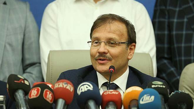 Başbakan Yardımcısı Çavuşoğlu'dan Mescid-i Aksa açıklaması: İslam dünyası yeniden düşünmeli