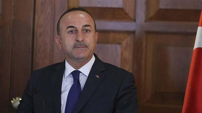 Dışişleri Bakanı Çavuşoğlu'dan kritik telefon