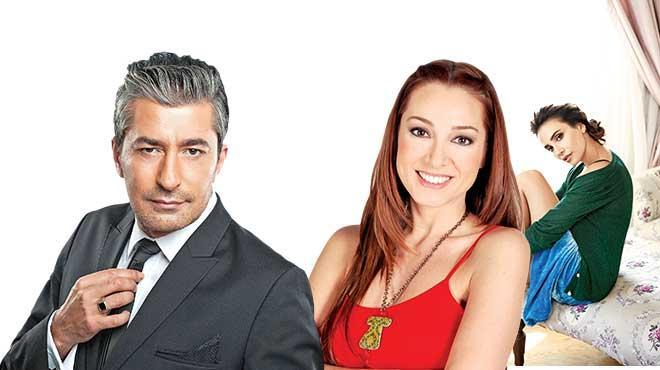 Erkan'ın Hollywood yol arkadaşları!
