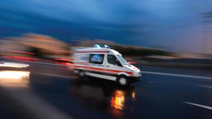Giresun'daki kazada dede ile torunu hayatını kaybetti