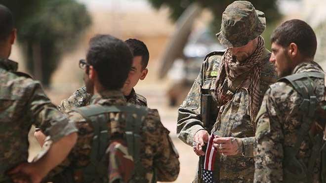 Teröristlerin ihanet ordusu