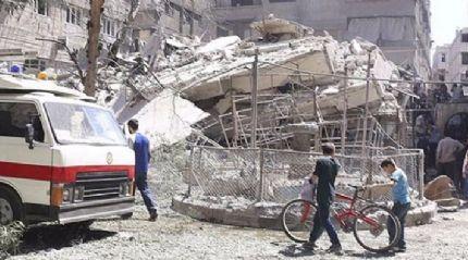 Esed rejimden Doğu Guta'da süresi belirsiz ateşkes