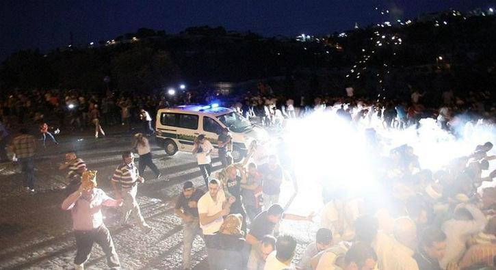 Mescid-i Aksa son durum - İsrail saldırısında 67 Filistinli yaralandı