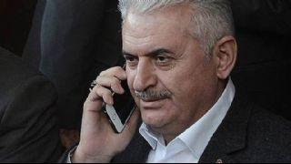 Başbakan Yıldırım'dan şehit edilen Sami Çiftçi'nin babası Selim Çiftçi'ye taziye telefonu