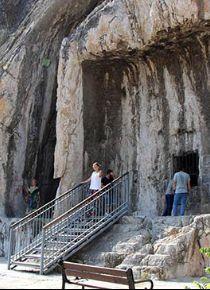 Amasya'daki kral mezarı mağaralar dünya mirası olma yolunda...