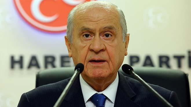 MHP Genel Başkanı Bahçeli: İsrail insan haklarını çiğnemiştir