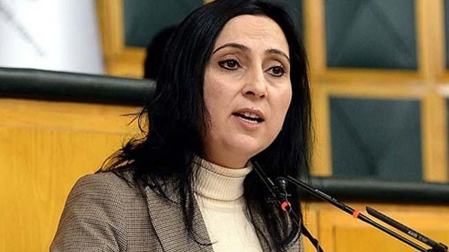 HDP Van Milletvekili Figen Yüksekdağ'a 10 yıl hapis istemi
