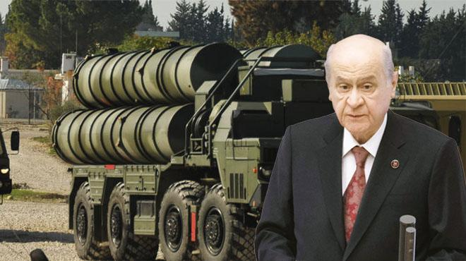 Bahçeli: Türkiye, YPG'ye silah veren bir ülkeye bağımlı olamaz
