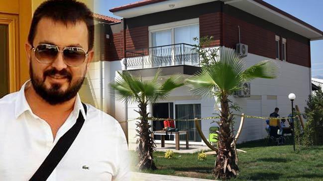 Antalya'da lüks villada tabancayla intihar