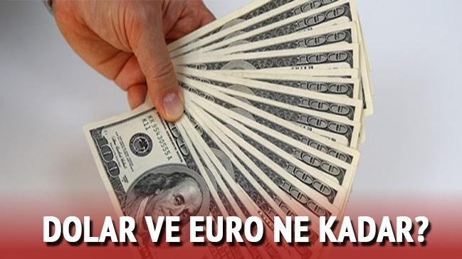 Dolar döviz kuru fiyatları, Dolar Euro ne kadar (25 Temmuz 2017 )