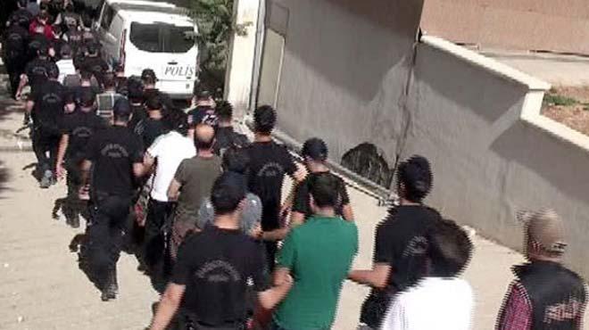 15 Temmuz'da saldırıya hazırlanan DEAŞ'lılardan 5'i tutuklandı