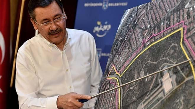 Ankara Büyükşehir Belediye Başkanı Gökçek: Mimarlar Odası'nı savcılığa verdik