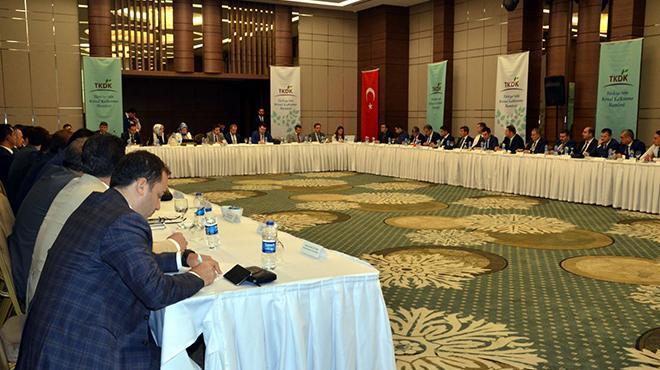 TKDK Genel Koordinasyon Toplantısı yapıldı
