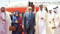Katar'dan Cumhurbaşkanı Erdoğan'a övgü dolu sözler