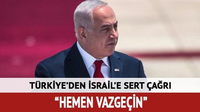 Türkiye'den BMGK'de İsrail'e çağrı: Uygulamalardan vazgeç